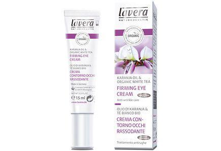Lavera Firming Eye Cream kiinteyttävä silmänympärysvoide 15ml - Sokos verkkokauppa