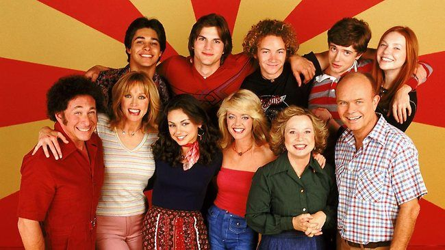 That '70s Show -- One of my favorites