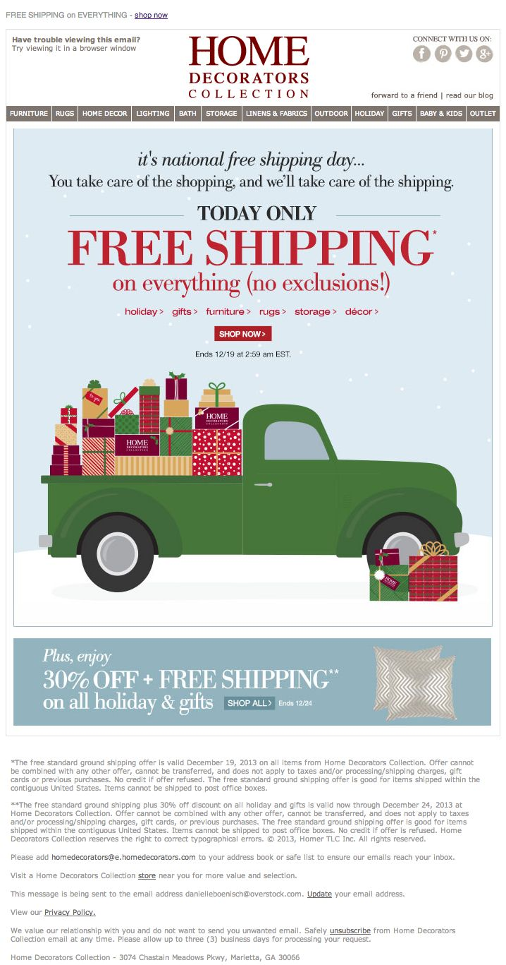 122 best christmas holiday emails images on pinterest holiday