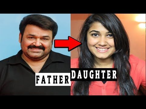 8 South Indian Actors With Their Beautiful Daughters!