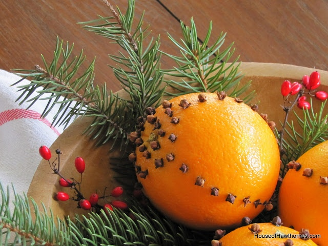 Cloved orange tutorial