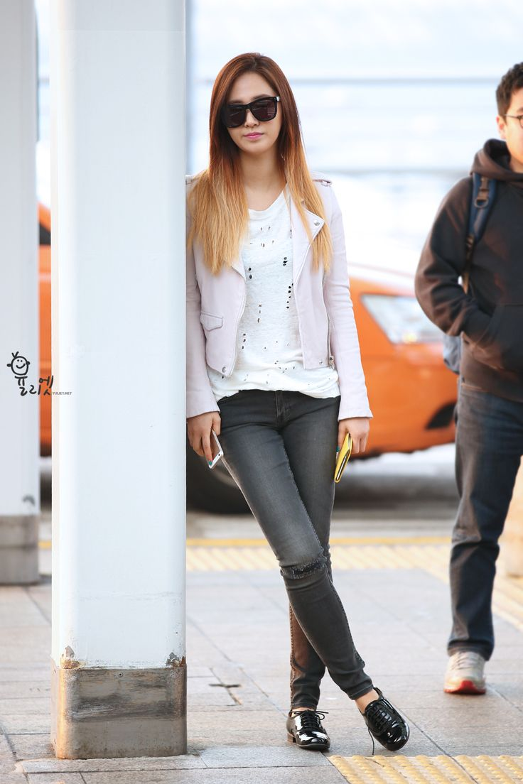 532 Best Korean Stars Airport Fashion Casual Style Images On Pinterest