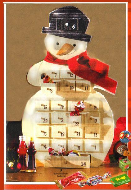 Рождественский календарь — Look At Me — Посты — поток «DIY»