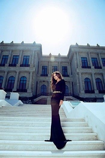 Mehriban Aliyeva...  www.fashion.net