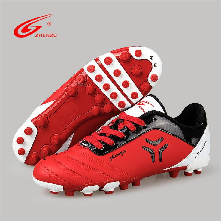 Weimostar Kids Men's Lawn soccer boots sneakers Unisex Football Boots Train indoor football shoes Chuteira Futebol