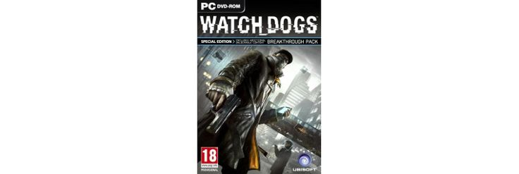 Game review by Denny - Watch_Dogs http://sparesome.com/watch_dogs-review/