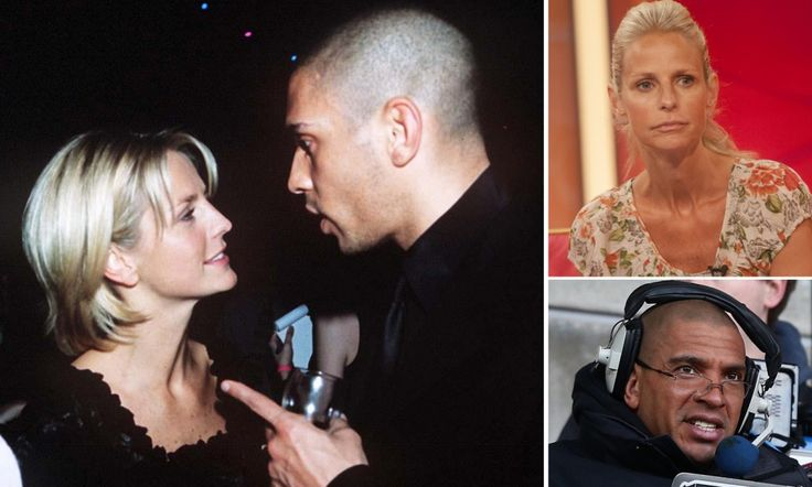 Ulrika's fury over Stan Collymore's public anti-bullying campaign. He battered her, and there are claims he beat previous girlfriends - yet now he's whining about being bullied on Twitter. Ironic,  much?