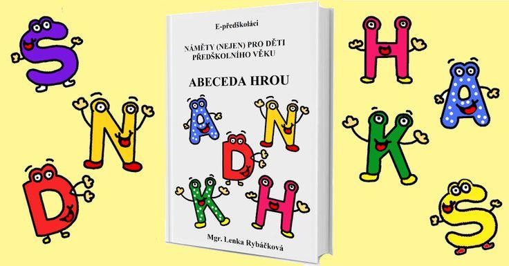 Hravá abeceda - poznávání písmen
