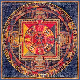 Blog significado del mandala