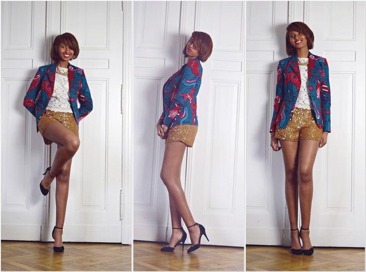 Blazer  (Amina) de Malaika Designs sur DaWanda.com