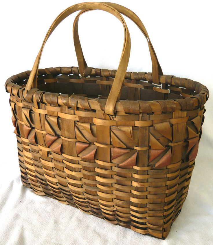 Native American Basket Weaving Kits : Best traditional baskets images on