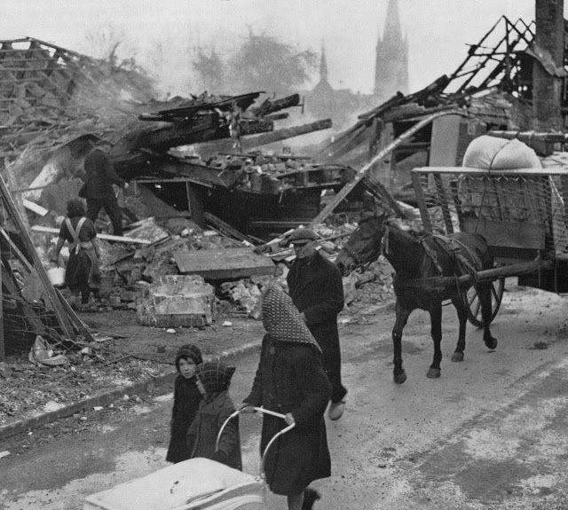 Hapless women and children thrown out from Czechoslovakia ...