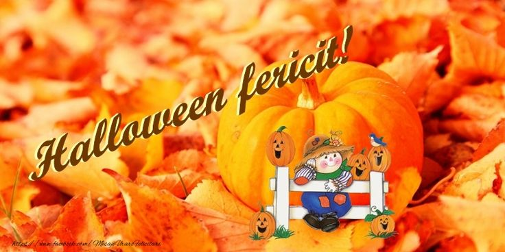Halloween fericit!