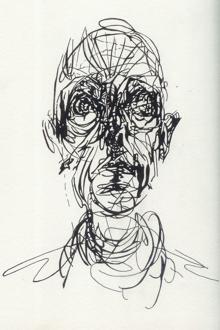 Drawing Lines With D : Alberto giacometti drawings Поиск в google sketchbook