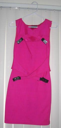 LIP SERVICE Hellrazor dress #80-14