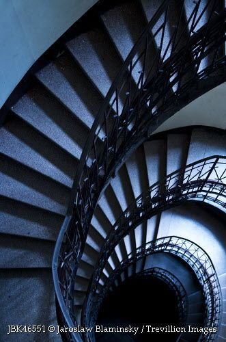 Best Trevillion Images Ornate Spiral Staircase From Above 400 x 300