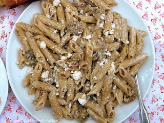 Greek Pasta with Sausage and Cheese by ~CinnamonGirl, via Flickr