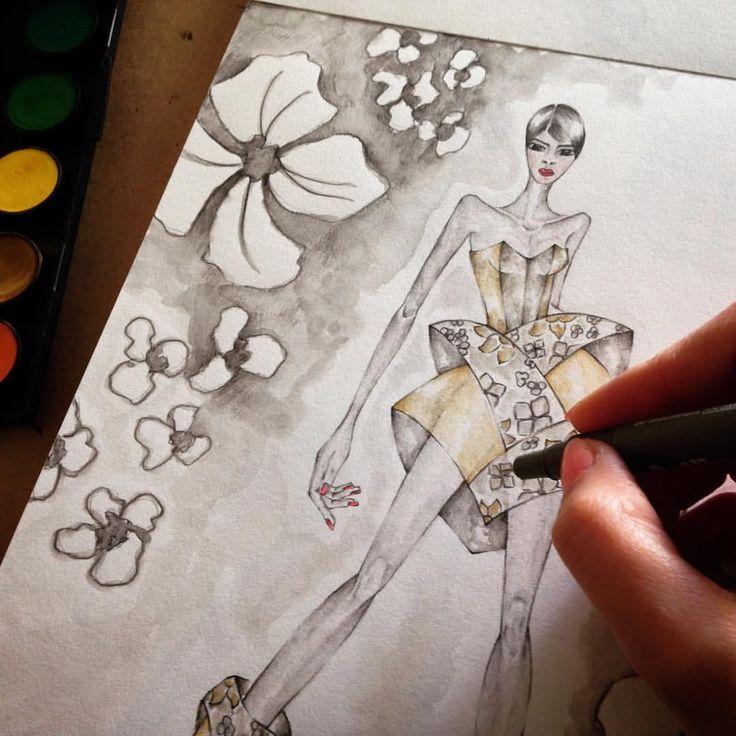 #art #illustration #drawing #draw #artline... - LEYLA ÖZLÜOĞLU