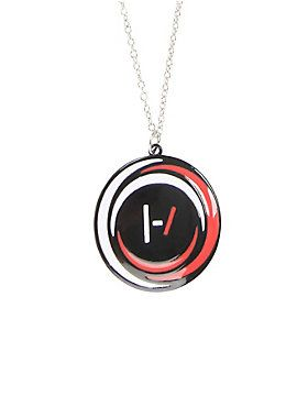 Expect a chain reaction // Twenty One Pilots Swirl Necklace