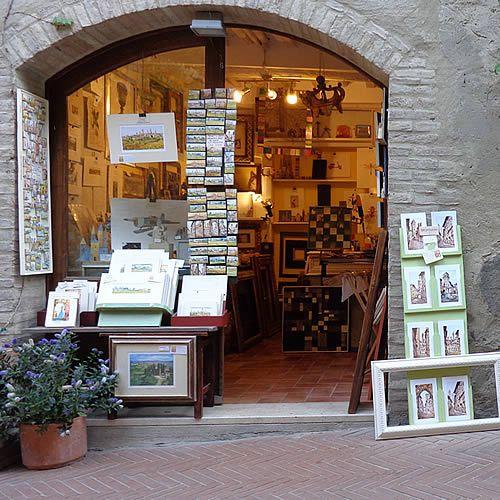 Artigianato toscano Stampe Dipinti a olio acquerelli Quadri in legno - Pantani Arte