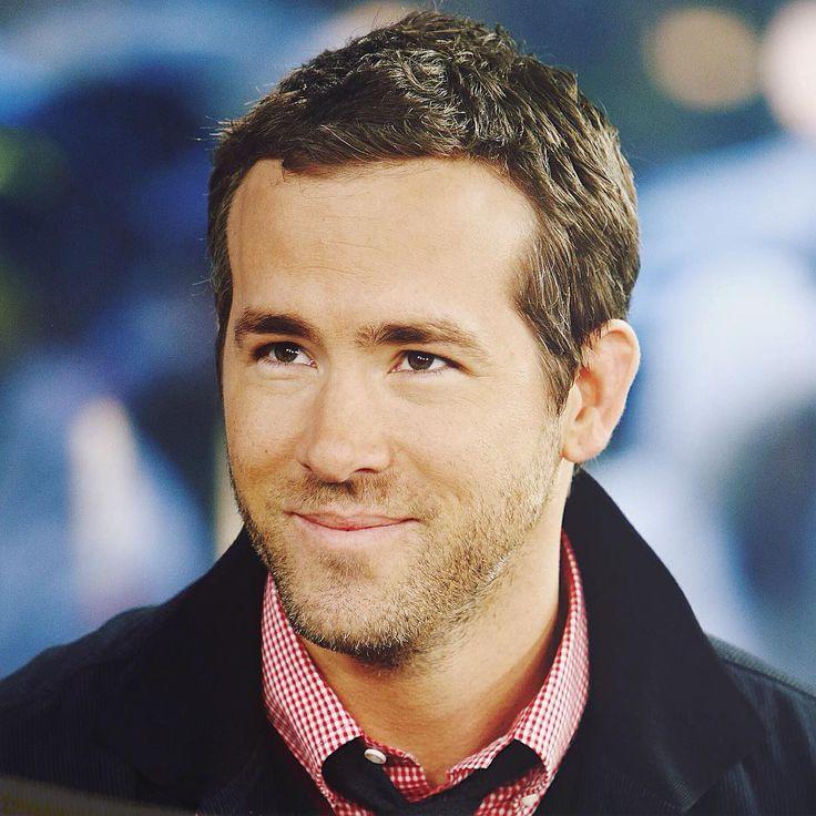 awesome 20 Stunning Ryan Reynolds Haircuts - Trendy Superhero