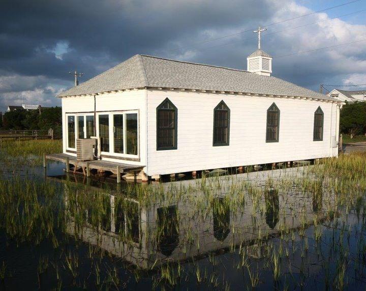 Pawleys Island Community Chapel Weddings Mini Bridal