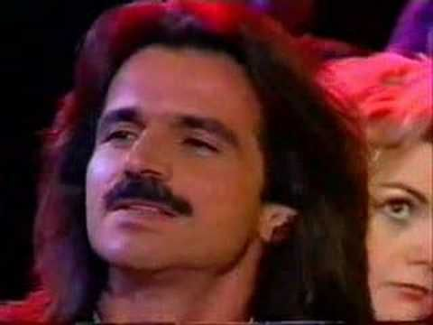 "This is the song that made me fall in love with Yanni's music. I used to think he should ""Get a haircut"" until I saw him perform in person!"