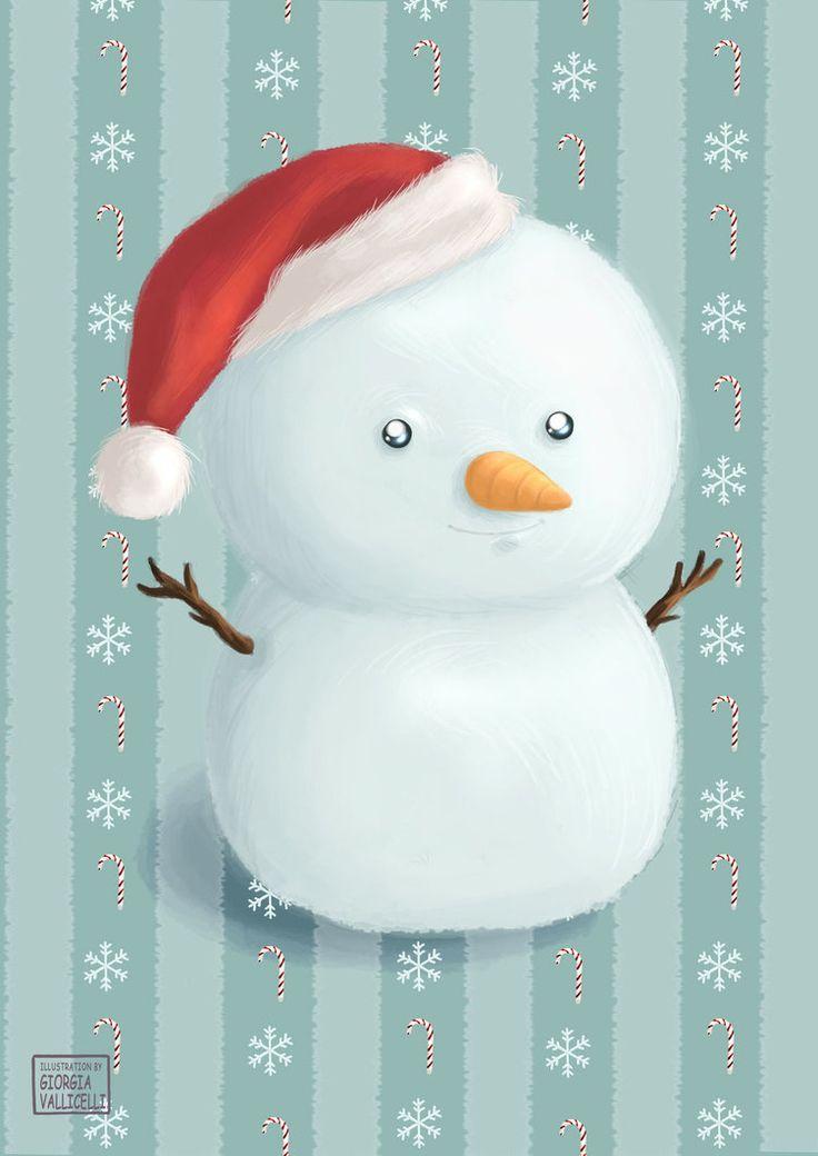 Christmas Time |Baby Snowman - HAPPY CHRISTMAS DA by FairyWorld84 on DeviantArt
