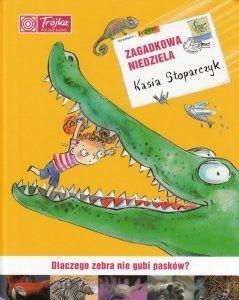 Zagadkowa niedziela Katarzyna Stoparczyk