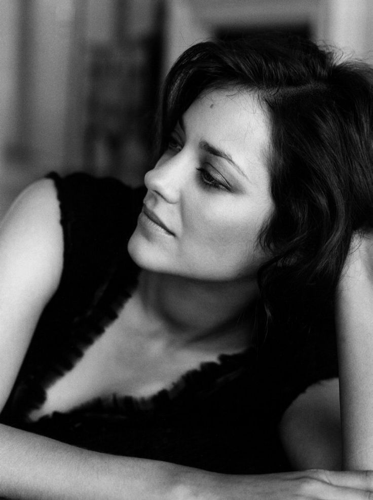 For The Love of Megan: Inspiration, Faces, Style, Beautiful Women, Icons, Marion Cotillard, Cotillard Marioncotillard, Beautiful People, Black