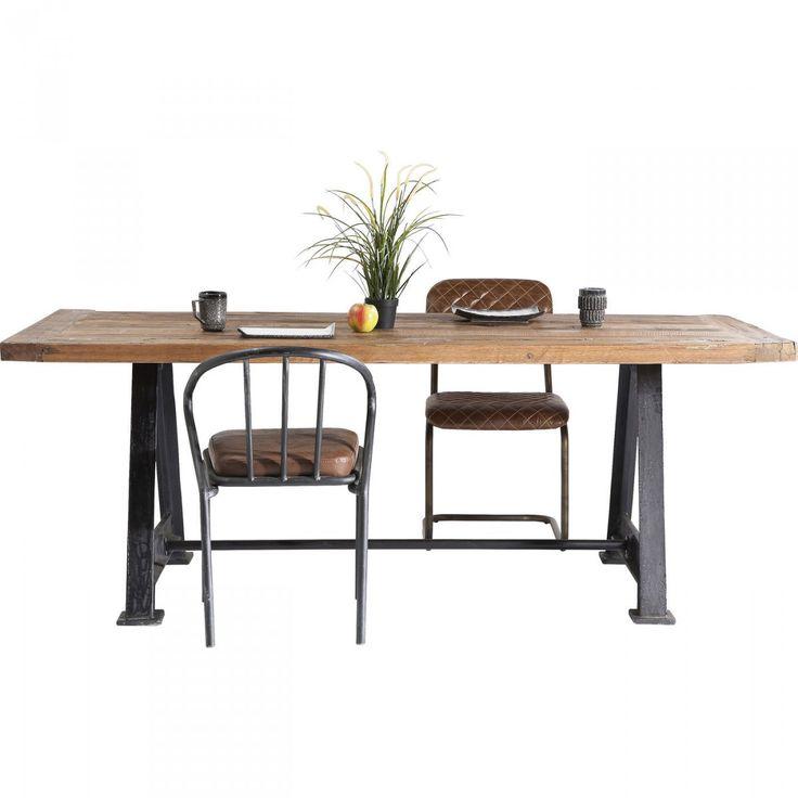 KARE Design - Möbel -Tisch Railway Unikat 210x100 - versandkostenfrei jetzt bei KARE.de bestellen