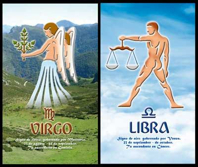 Virgo and Libra Compatibility: Neat and Tidy in All You Do
