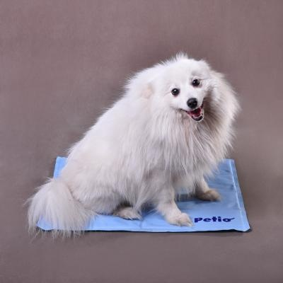 Dog Cooling Pad   Dog Cooling Mat - http://www.snugglezzz.com/cooling_pads_mats_for_dogs_p/pcm.htm