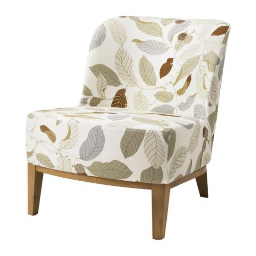 (US IKEA) STOCKHOLM Easy chair IKEA Easy to keep clean with removable, dry clean only cover.