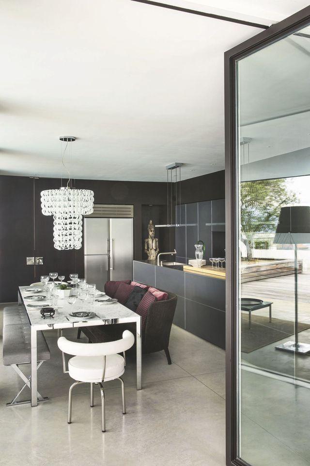 les 25 meilleures id es de la cat gorie banc de tables de cuisine sur pinterest tables coin de. Black Bedroom Furniture Sets. Home Design Ideas