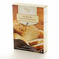 I love pampered chef beer bread mix! I've been buying it for years. It's quick…