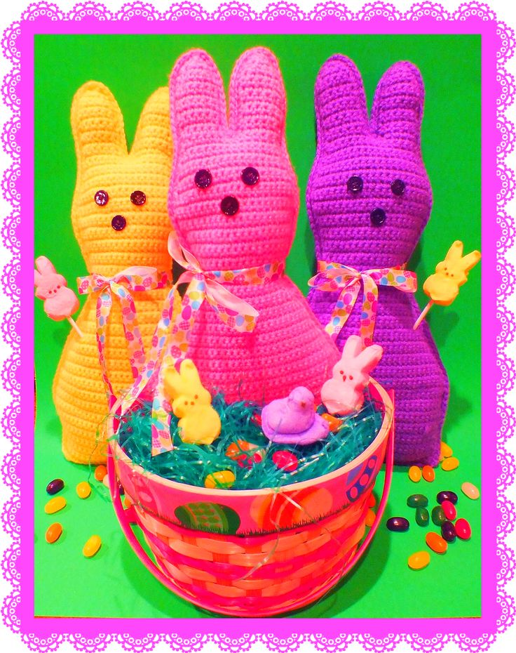 Free Stuffed Animal Pillow Patterns : Connie s Spot? Crocheting, Crafting, Creating!: Easter Pillow Doll Free Pattern? Connie s Spot ...