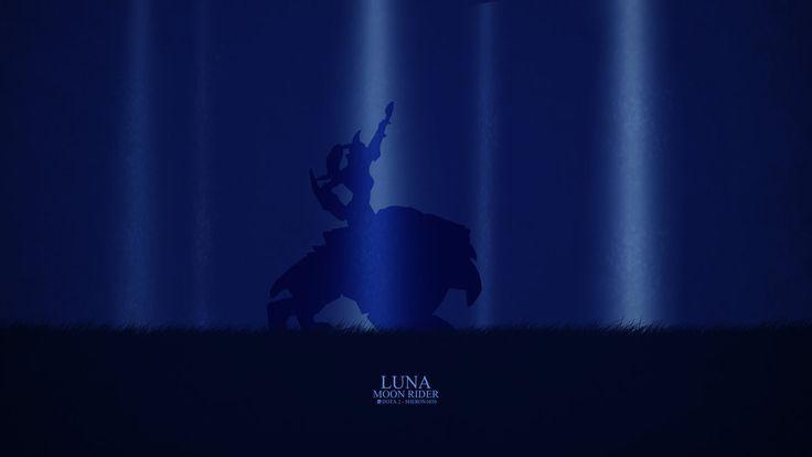 Dota 2 - Luna by sheron1030