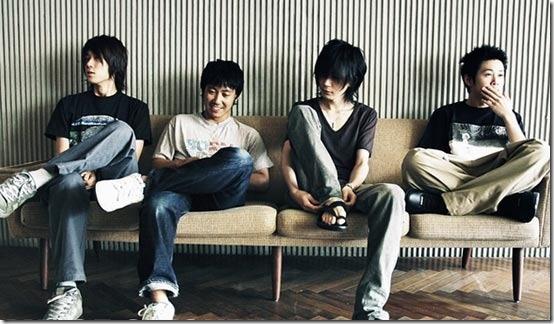 Masukawa Hiroaki & Masu Hideo & Fujiwara Motoo & Naoi Yoshifumi | BUMP OF CHICKEN