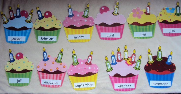 Mijn verjaardagskalender