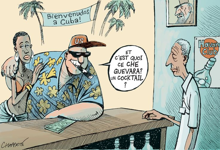 Tourisme. Vol charter pour Cuba   Courrier international
