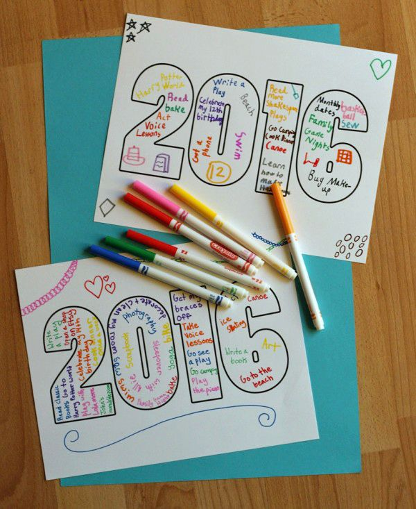 In keeping with our annual family tradition, my girls and I have been spending some time jotting down wishes and plans for the new year. This year, we are recording our ideas on a 2016 printable that we can fill... Continue Reading →