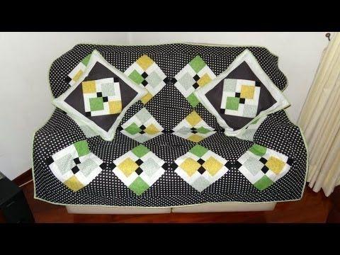 Manta em patchwork Manhattan - Bloco nine patch com desconstrução - Faça esta peça no Maria Adna Ateliê - Endereço: Av. das Carinas, 739, Moema, São Paulo - Fones: 11-5042-0145 e 11-99672-8865 (WhatsApp), Email: ama.aulasevendas@gmail.com. Estacionamento próprio. FACEBOOK: https://www.facebook.com/MariaAdnaAtelie
