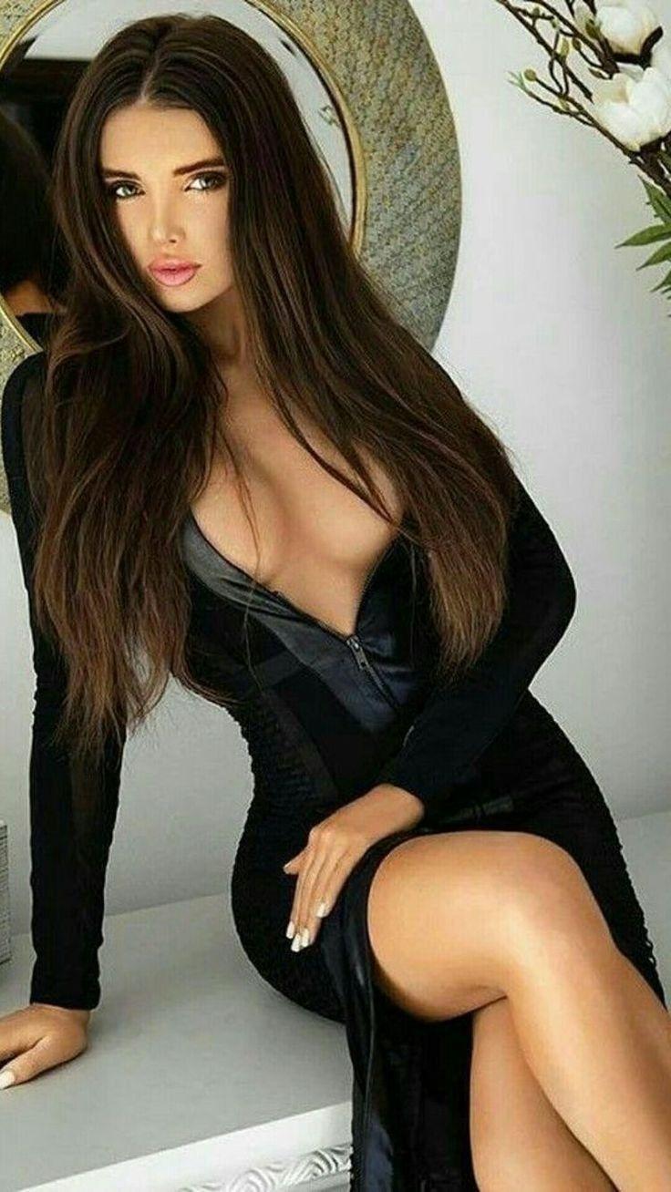Hot Teen Brunette Step Sister