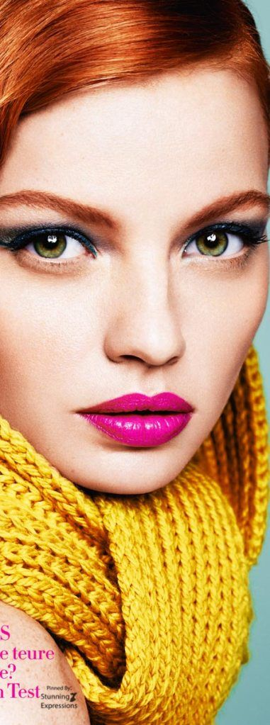 Make Up Colors for Fall