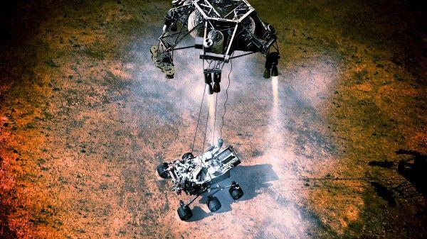 Our Curiosity: een bijzondere korte film over NASAs Mars rover