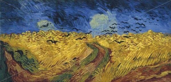 Carta da Parati Van Gogh