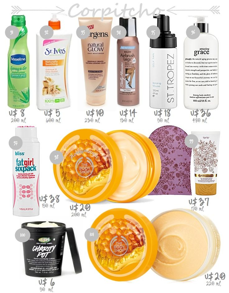 Guia de compras nos EUA | Parte 2 - Produtos para pele • Minha Querida Necessaire