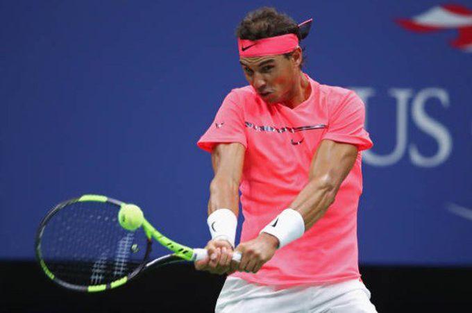 Rafael Nadal alcanzó las semifinales del Abierto de Estados Unidos #Deportes #Tenis