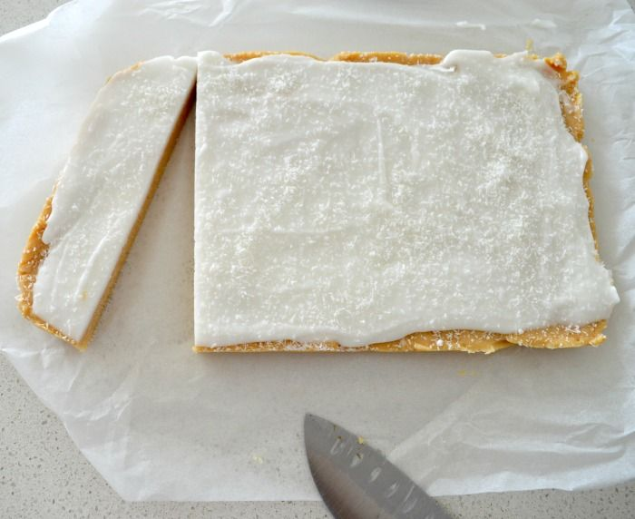 Lemon and Coconut Slice Thermo 1